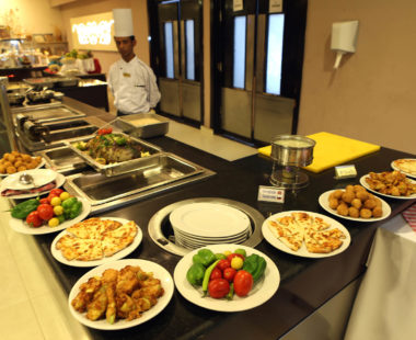 Open Buffet Restaurants